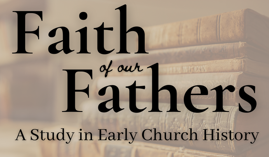 Faith of our Fathers, Pt. 4