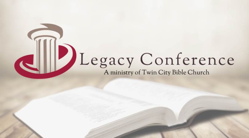 Glory to God Alone: Legacy Conference 2018 Q+A